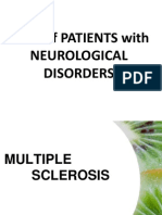 Care of Patients With Neurological Disorders