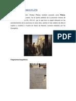 Biografia de Poncio Pilato