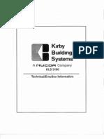 Kirby KLS Installation Guide