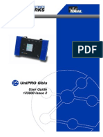 UniPRO Gbis User Guide Issue 2