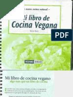 Mi Libro de Cocina Vegana - Rocio Buzo