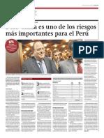 BCR_China riesgo más importante Perú_Gestión_20-03-2014