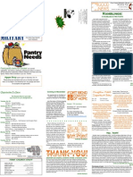 10-20-2009 Newsletter