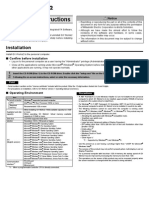 GX Works2 Installation Instructions BCN-P5713-J (05.2013)