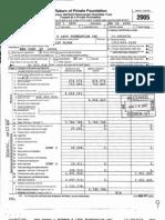Levy Foundation -- 2006 Tax Return