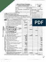 Picower Foundation -- 2007 Tax Return