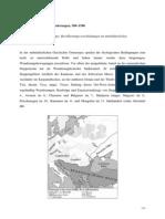 Pohl, Walter - Ein Jahrtausend der Wanderungen, 500–1500