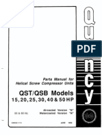 QSI & QSB, 15, 20, 25, 30, 40, & 50 Hp Version N Parts Manual