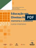 Livro Sobre Direitos Humanos