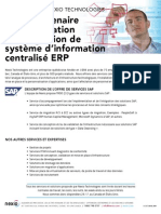 SAP Nexio OnePager Fre
