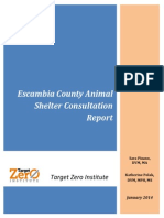 TZI Esc Co Animal Shelter Consultation Report