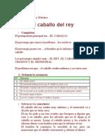 El Caballo Del Rey Actividades Maximo Rossi y Ayrton Acosta Diaz