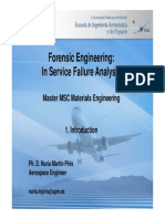 1. Introduction to Forensic Engineering