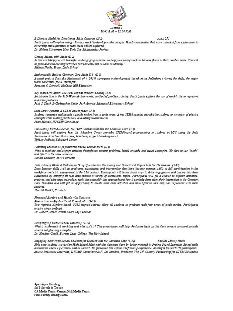 program page3 | Educational Technology | Physics & Mathematics
