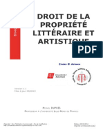 Propriete Litteraire Artistique
