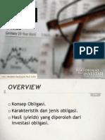 Portofolio & Investasi Bab 8 - Pengertian Obligasi