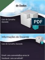 Modelagem de Dados (1)