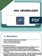 examen neurologic