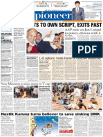 Epaper Delhi English Edition 15-02-2014