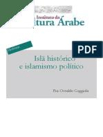 Islã Histórico e Islamismo Político, Osvaldo Coggiola - port