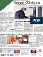 Greer Citizen E-Edition 3.19.14