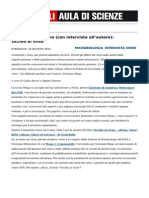 Ti Consiglio Un Libro Iocchio Ai Virusi Intervista Con Lautore