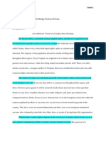 utopia research essay second draft moodle