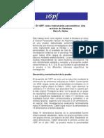 16PF LITERATURA