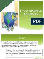 ética y recursos naturales