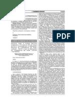 RESOLUCIÓN ADMINISTRATIVA DE LA PRESIDENCIA DEL PODER JUDICIAL R.A N° 083-2014-PJ
