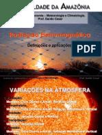 Radiacao Solar - Prof Danilo