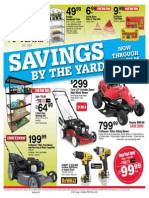 Seright's Ace Hardware Savings By The Yard Sale