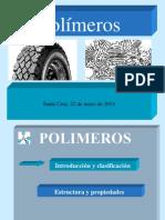 Introd Polimeros