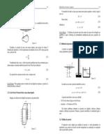 Hidrostatica - Pressoes e Empuxos
