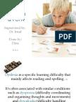Dyslexia & PUFA