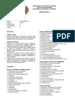 EE703 - Comunicaciones I