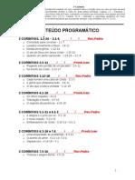 conteudo programatico 2 corintios