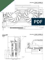 Accelero Twin Turbo III Height Restriction Drawing