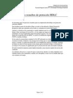Diez Problemas de HDLC