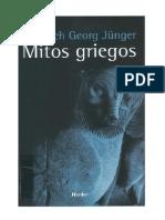 Georg Junger-Mitos Griegos