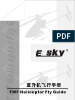 TWF Helicopter Fly Guide