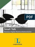 Business.englisch.kommunikationstrainer.small Talk