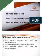 A1 Videoaula Online ADM1 Empreendedorismo Tema1