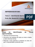 A1 Videoaula Online ADM1 Empreendedorismo Tema2