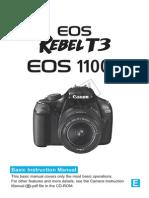 Eos Rebel t3