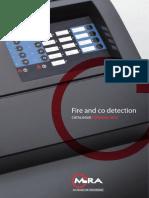 Mira Fire Alarm Control Panel