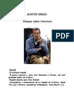Grass Gunter - Ensayos Sobre Literatura
