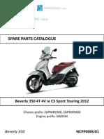 BV350 Parts Manual (EU)