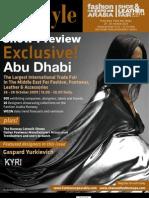 Fashion Expo Arabia 2009