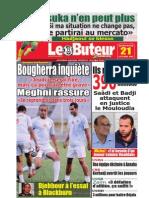 LE BUTEUR PDF du 21/10/2009